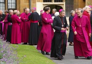 В сан епископа Англиканской церкви впервые возведена женщина