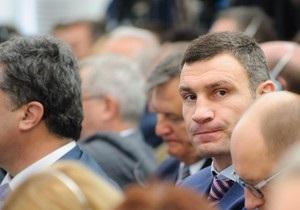 Евроинтеграция даст Украине возможность осуществить системные реформы - Кличко