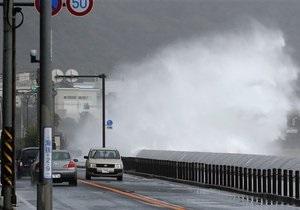 Новости Китая - тайфун Усаги: В Китае в связи с приближением урагана Усаги объявлен  красный  уровень опасности