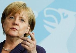 Выборы в Германии - DW-Trend: Почти половина украинцев проголосовала бы за Меркель