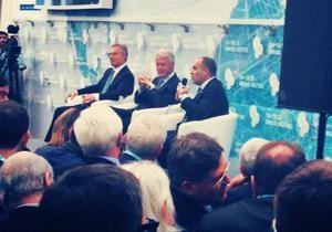 Билл Клинтон в Ялте: Политика должна стать игрой, в которой выигрывают все