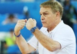 Тренер баскетбольной сборной Украины: Наша скамейка сегодня заслуживает комплиментов