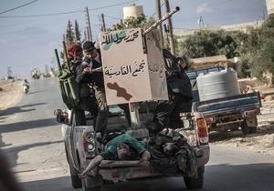 ОЗХО не раскрывает полученные от властей Сирии данные об арсеналах химоружия