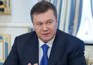 Янукович - Тимошенко - Янукович поведал, что именно решит вопрос освобождения Тимошенко