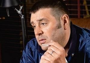 Экстрадированного из Хорватии основателя Козырной карты отпустили под залог в 230 тысяч гривен