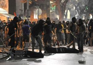 Тысячи антифашистов провели демонстрации по всей Греции после убийства рэпера