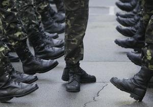 Армия - призыв - военная служба - В Украине вводят военную службу по призыву в особый период