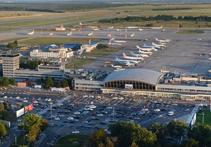 Аеропорт Бориспіль - Термінал F - У Борисполі закриють один із терміналів