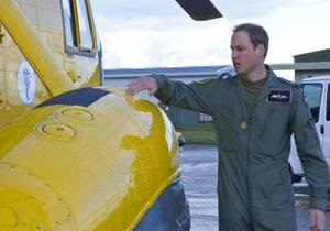Принц Уильям - Британские военные усыпили собак, охранявших принца Уильяма, сразу после его увольнения из ВВС