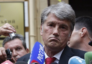 В Нашей Украине заявили о наличии фальшивой страницы Виктора Ющенко в Facebook