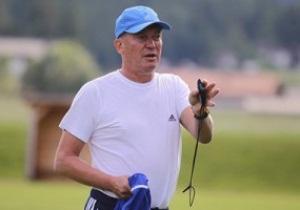 Тренер Динамо: Когда нет доверия президента клуба, нужно писать заявление