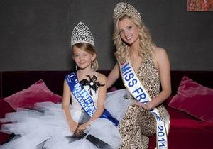 Во Франции запретили проводить конкурс красоты среди девушек младше 16 лет