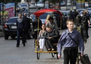 Турпоток в Украину вырос на более чем миллион человек за последние три года