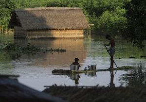 Последствия наводнения в Индии: тысячи погибших и пропавших без вести