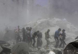 Дамаск передал России доказательства причастности к химатакам сирийских оппозиционеров