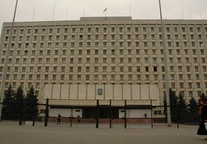 ЦИК отказался регистрировать инициативную группу по референдуму о вступлении в ТС