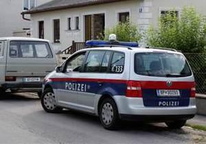 Стрілянина в Австрії