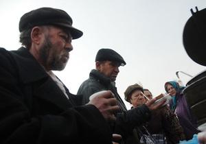 Україна - безпритульні зможуть голосувати на виборах