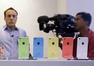 Акции Apple традиционно потеряли в цене после выпуска новых смартфонов