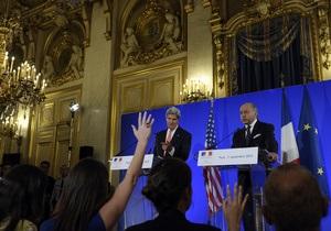 Дамаск: США, Франция и Великобритания навязывают свою волю сирийцам