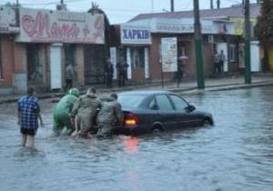 Погода - непогода - дожди - наводнение - Не светит и не греет. Метеорологи прочат затяжной сезон дождей