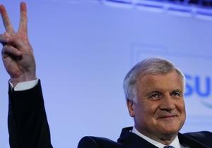 На выборах в Баварии лидирует ХСС