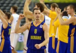 Евробаскет: Сборная Украины проиграла Литве, но выходит в 1/4 финала
