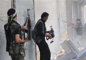 Война в Сирии - США не отказываются от применения военной силы против Сирии - Керри