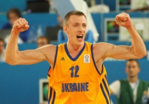 Сборная Украины вышла в четвертьфинал Евробаскета