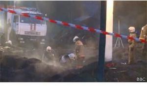 Новости России - Пожар в психбольнице под Новгородом: смерть не на миру