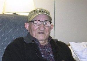 В США скончался самый пожилой мужчина планеты