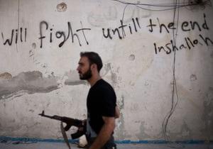химоружие - Война в Сирии - Оппозиция Сирии считает неправильным соглашение США и РФ по химоружию