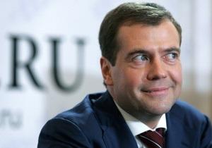 Медведев сегодня празднует день рождения