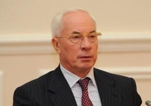 Азаров считает, что между Украиной и Россией нет торговой войны
