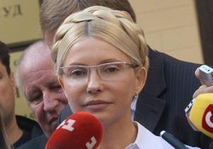 Вступилась за Маркова. Тимошенко написала открытое письмо Януковичу