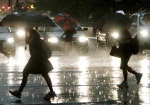 На завтра по Украине объявлено штормовое предупреждение