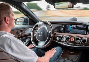 Смартфон на колесах - будущее автоиндустрии?
