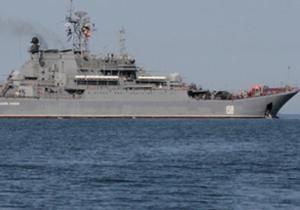 Россия - ВМФ - Россия не прекращает наращивать группировку ВМФ в Средиземном море