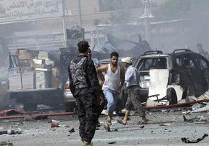 Теракт в Афганистане: талибы напали на консульство США