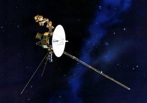 Вояджер-1: пройдена граница Солнечной системы