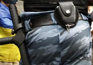 новости Одессы - Свобода - Витренко - милиция - В Одессе свободовец ударил милиционера, пытаясь попасть на выступление Витренко - МВД