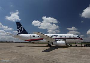 Перший авіалайнер РФ  за кордоном не вважають російським - ЗМІ