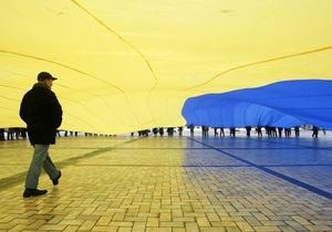 Опрос - Потому что родина: почти 40% граждан считают, что им повезло жить в Украине