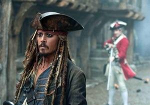 Выход пятых Пиратов Карибского моря перенесли на неопределенный срок