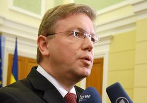 ЕС не возражает против получения Украиной статуса наблюдателя в Таможенном союзе