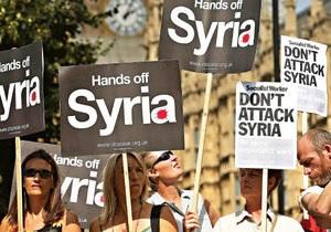 Вофна в Сирии - Если США ударят по Сирии, Россия может начать вооружать Иран