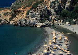 Рекордный год на греческих пляжах
