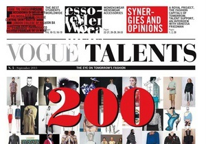 Украинский бренд попал в Vogue Talents 2013