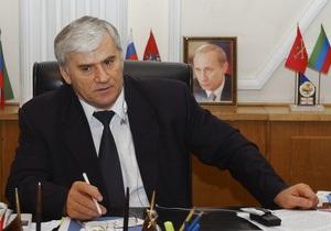 Будинок Амірова в Дагестані обшукали