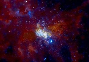 Новости науки - темная материя: Российские астрономы заявили о дефиците темной материи во Вселенной